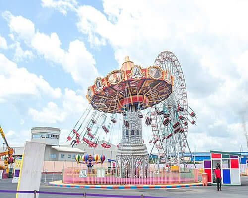 Top 10 Fun Places To Take Your Kids In Lagos